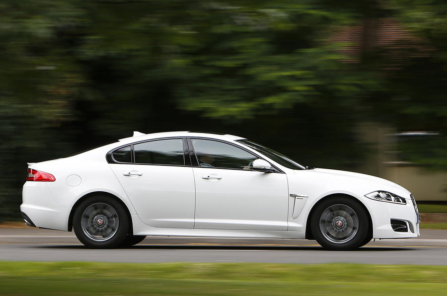 Jaguar XF R-Sport first drive review