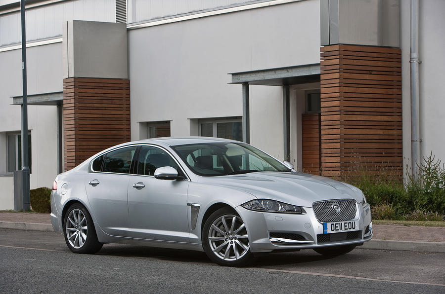 4.5 star Jaguar XF