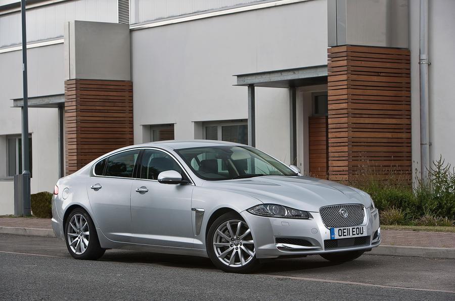 4.5 star Jaguar XF