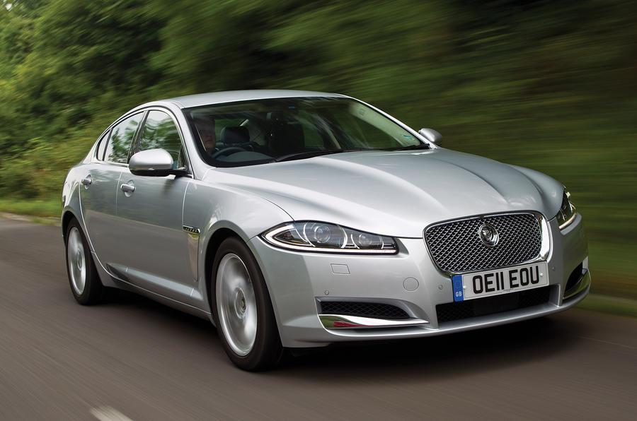 Jaguar xf specs 2015