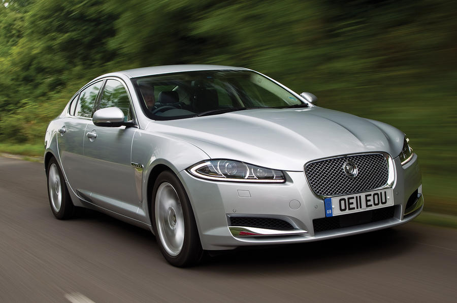 Wonderful ... Jaguar XF Front Quarter ... Images