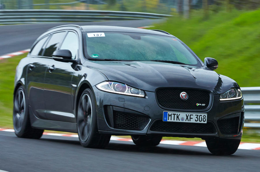 Good Jaguar XFR S Sportbrake First Drive Review