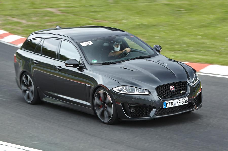 2014 Jaguar XFRS Sportbrake first drive