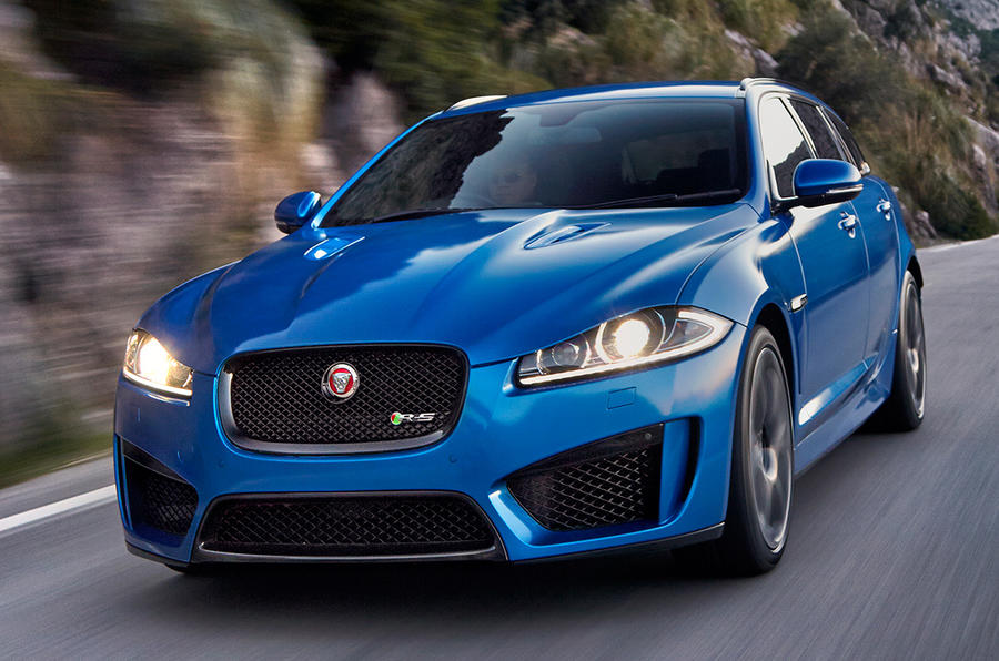 Jaguar XFR-S Sportbrake first drive review