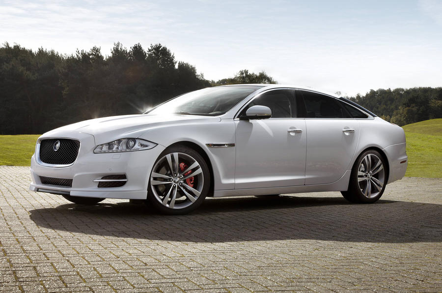 Jaguar XJ freed to hit 174mph
