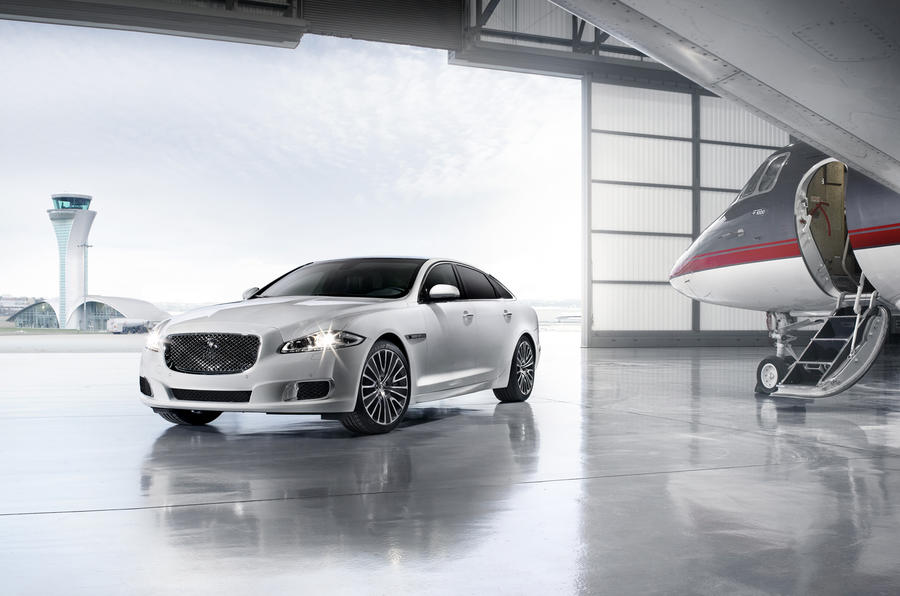 Beijing show: Jaguar XJ Ultimate