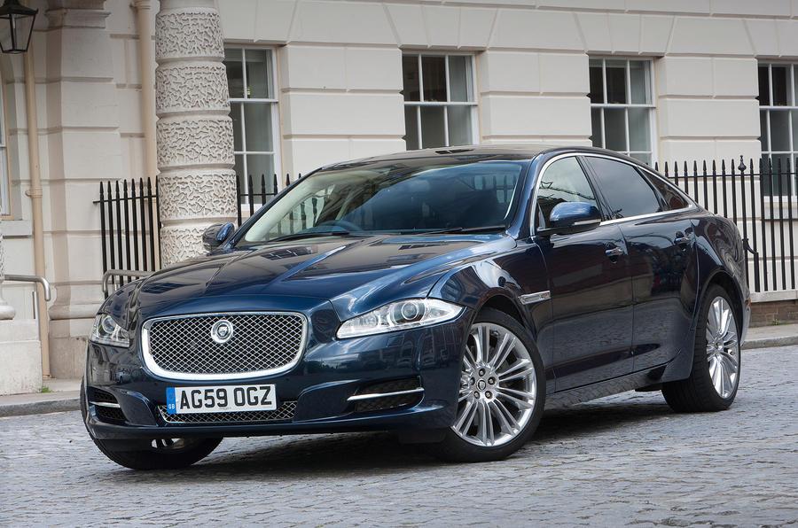 4.5 star Jaguar XJ