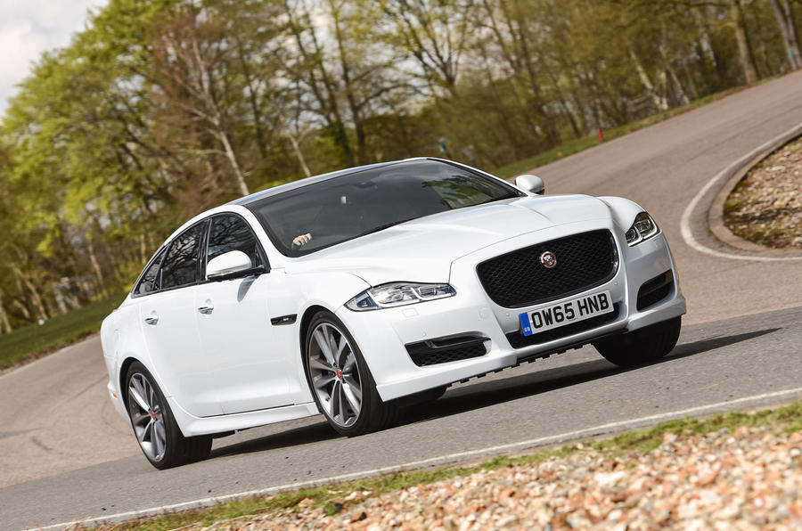 Exceptional Jaguar XJ ...