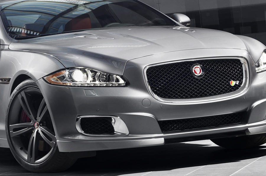 Jaguar reveals new 542bhp XJR