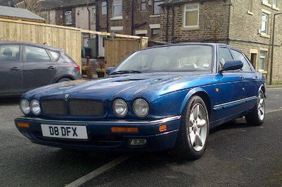 Lovely 1997 Jaguar XJR For £1495