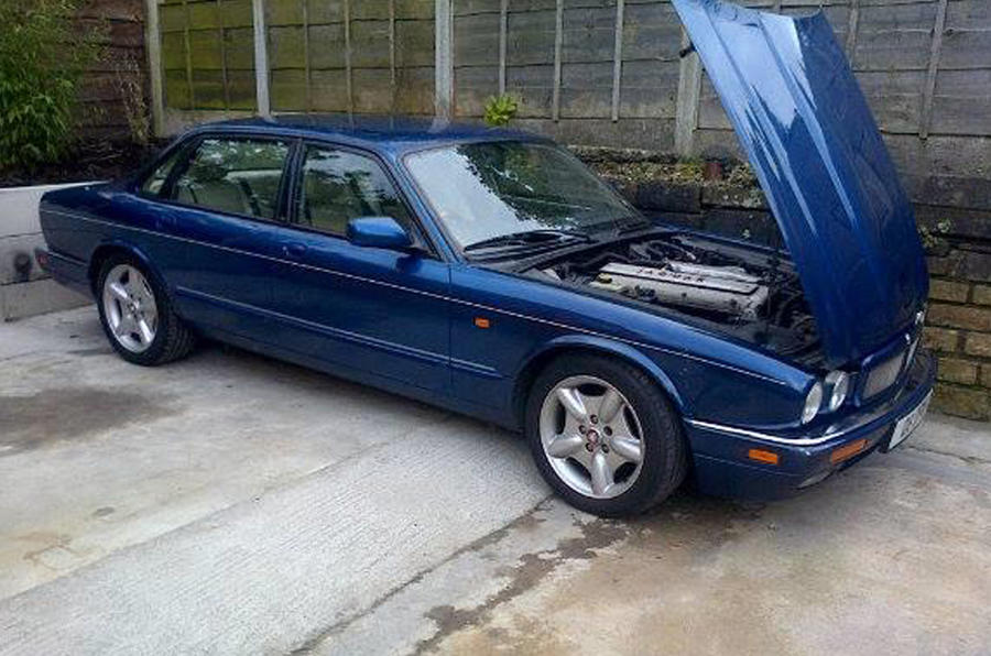 1997 Jaguar XJR For £1495