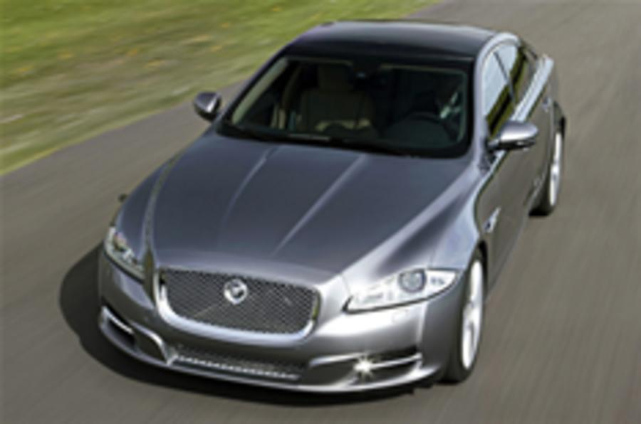 55 orders taken for new Jag XJ