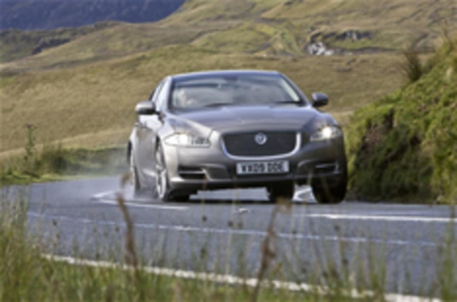 First Jaguar XJ to be auctioned