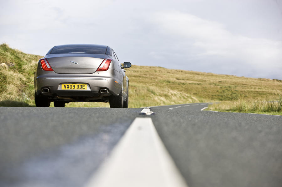 Jaguar XJ to cost from £53,775