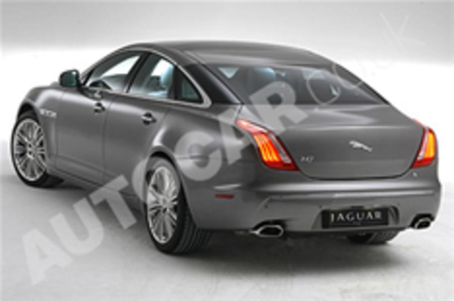 Jaguar XJ exclusive