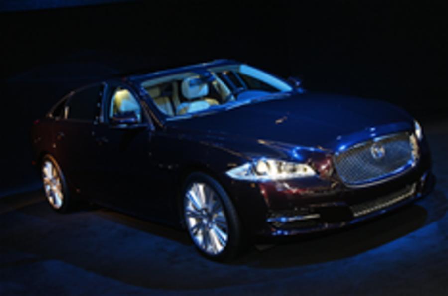 Frankfurt motor show: Jaguar XJ