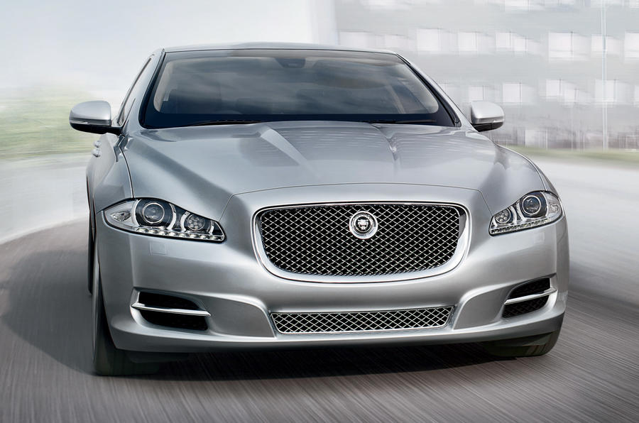 Jaguar launches armoured XJ