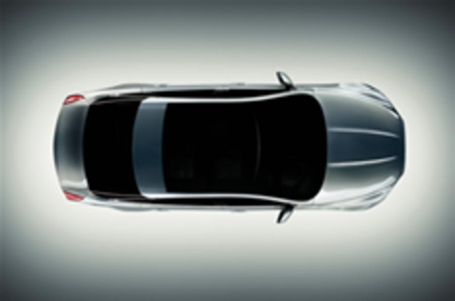 Official photo: New Jaguar XJ