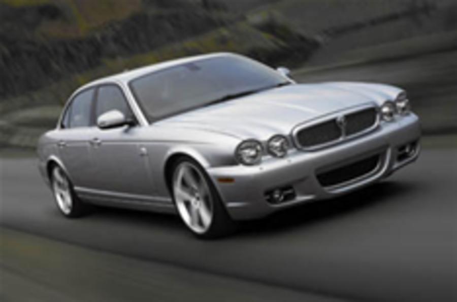 New face for Jaguar's XJ
