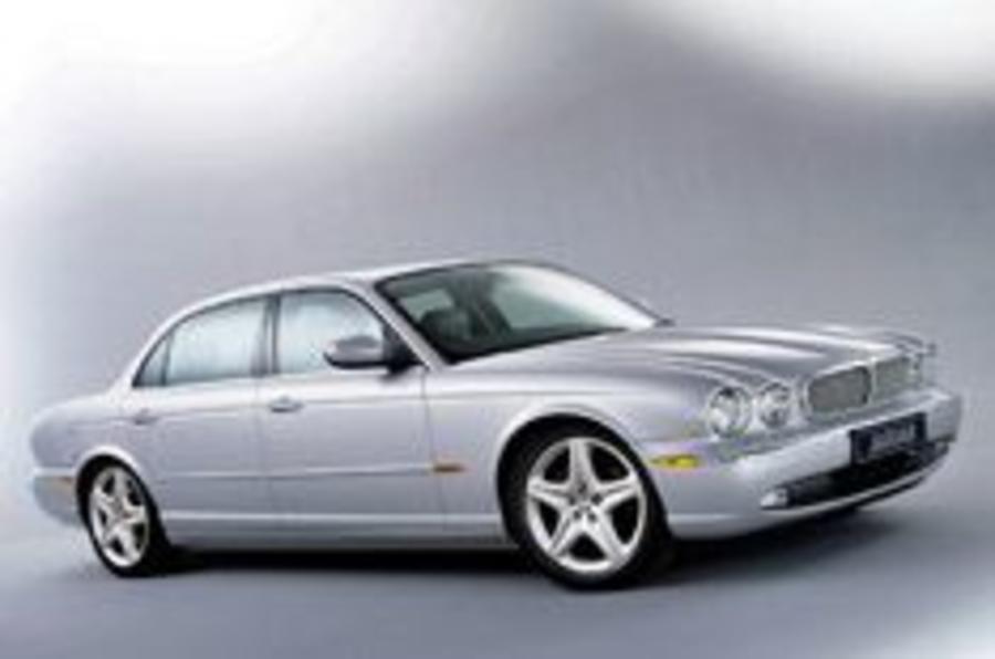 Jaguar XJ toughens up