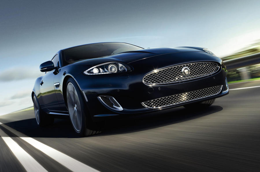 Special edition Jaguar XK lands