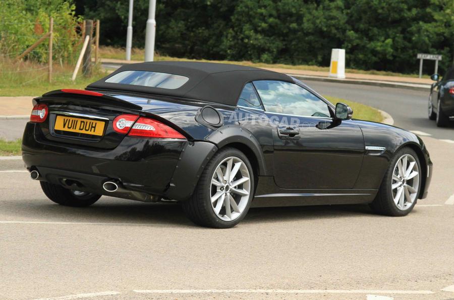 New Jaguar 'E-type' - ...