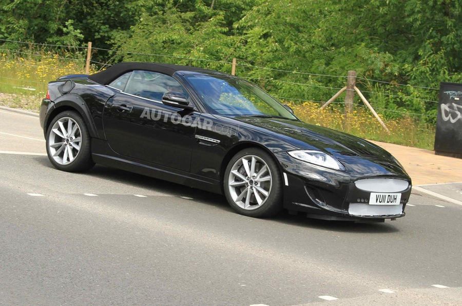 New Jaguar 'E-type' - first pics
