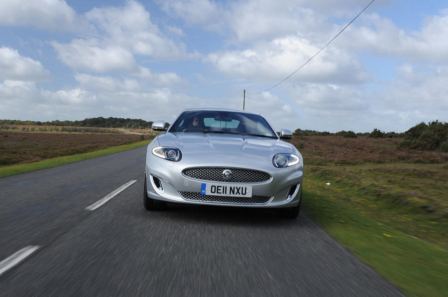 The 542bhp Jaguar XK