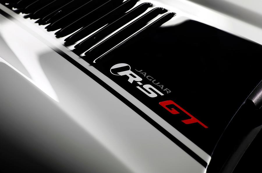 New York motor show: Jaguar XKRS-GT