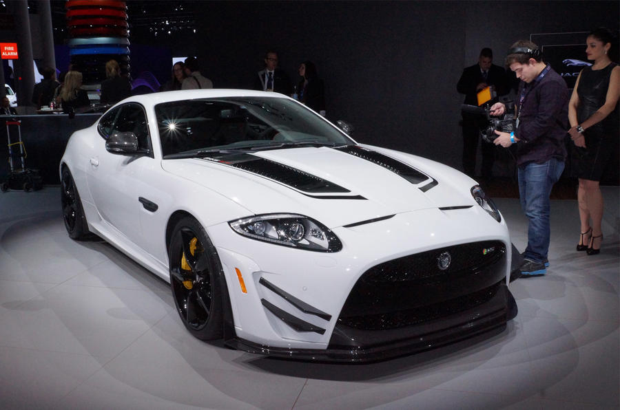 New production limit for Jaguar XKR-S GT