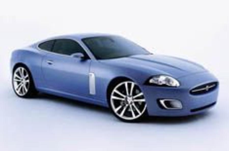 New Jaguar Coupe previews next XK