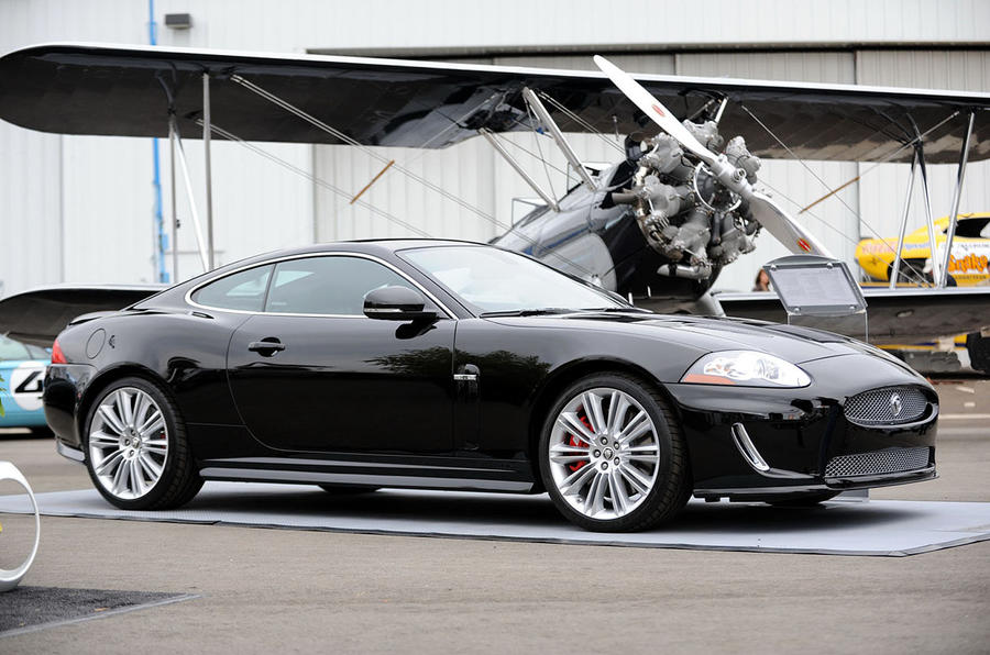 Hot new Jag XKR launched