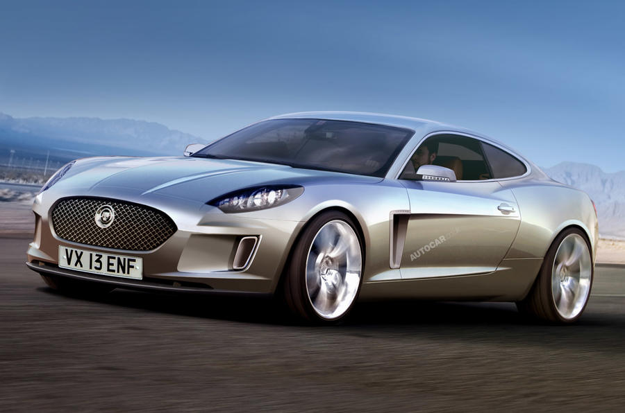 New Jaguar XK exclusive