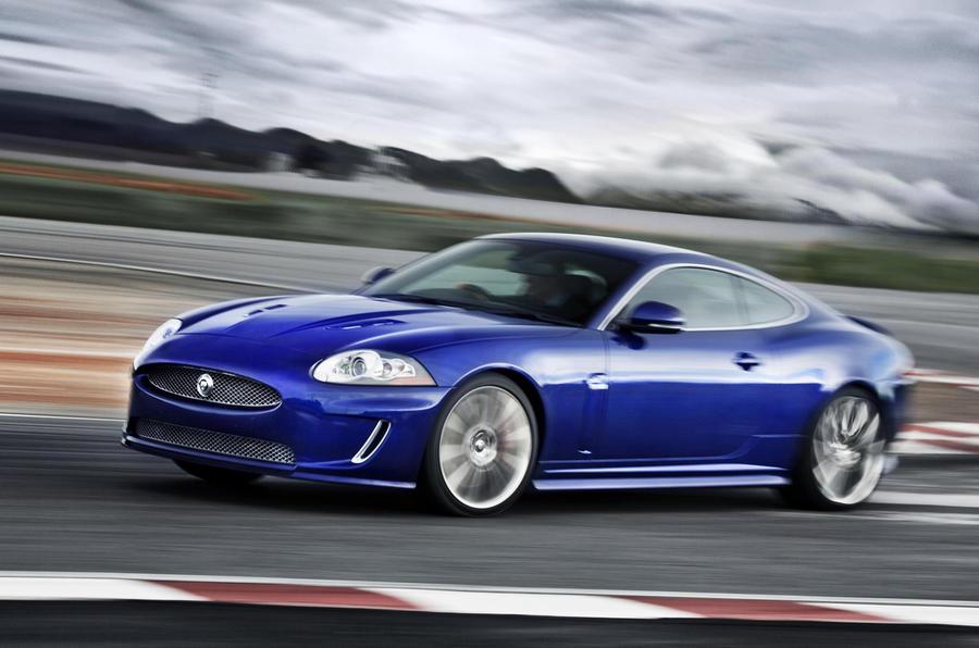 Geneva motor show: Jaguar XKR
