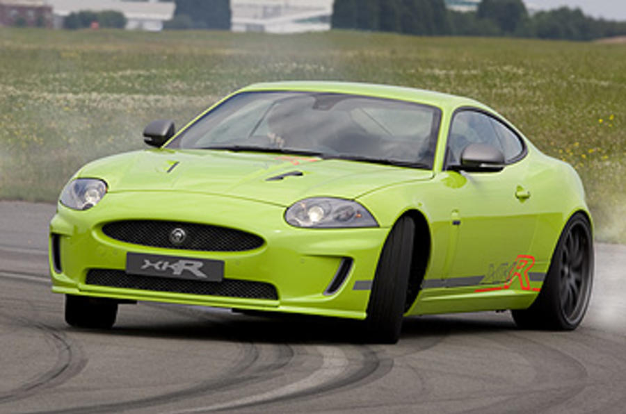 Jaguar XK 'could have grown'