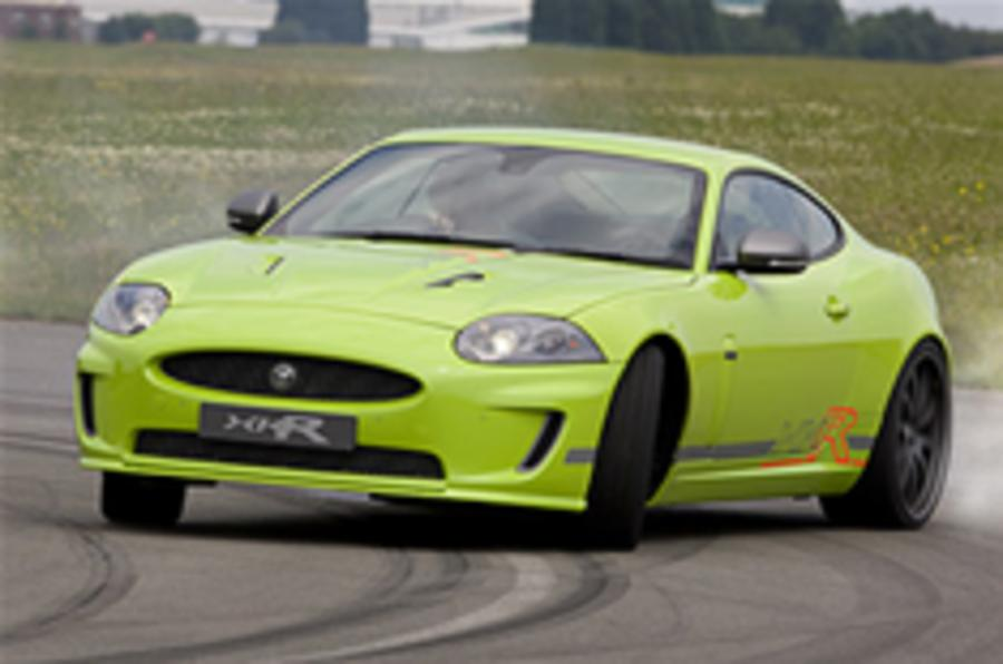 Updated: Hotter Jaguar XKR
