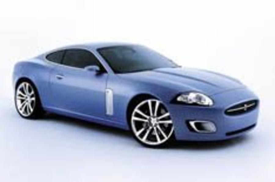 Meet the new Jaguar XK