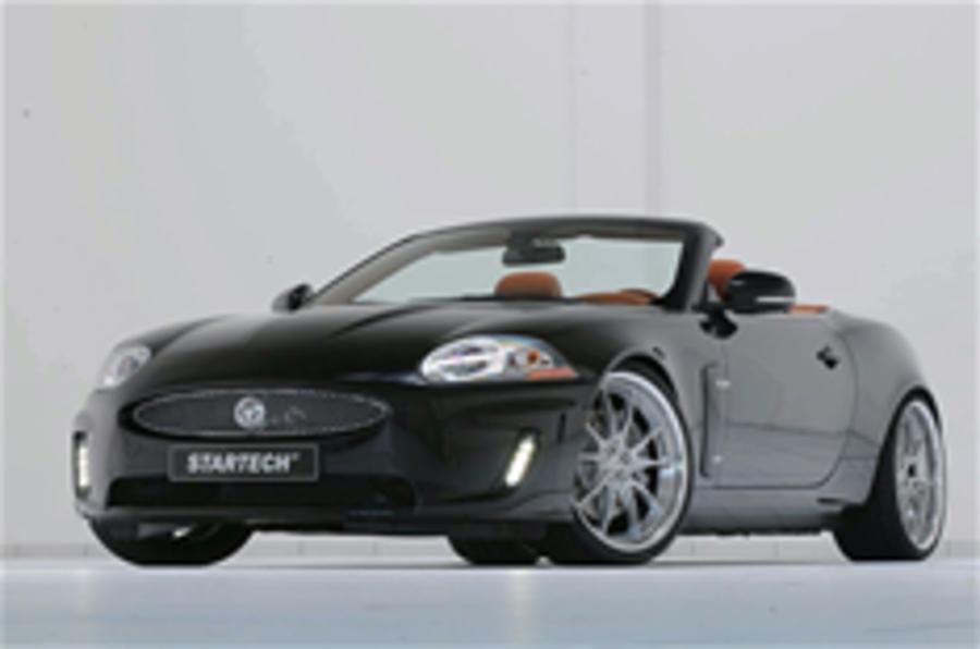 Jaguar XK design package