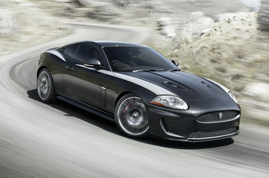 Hot Jaguar XKR 75 revealed