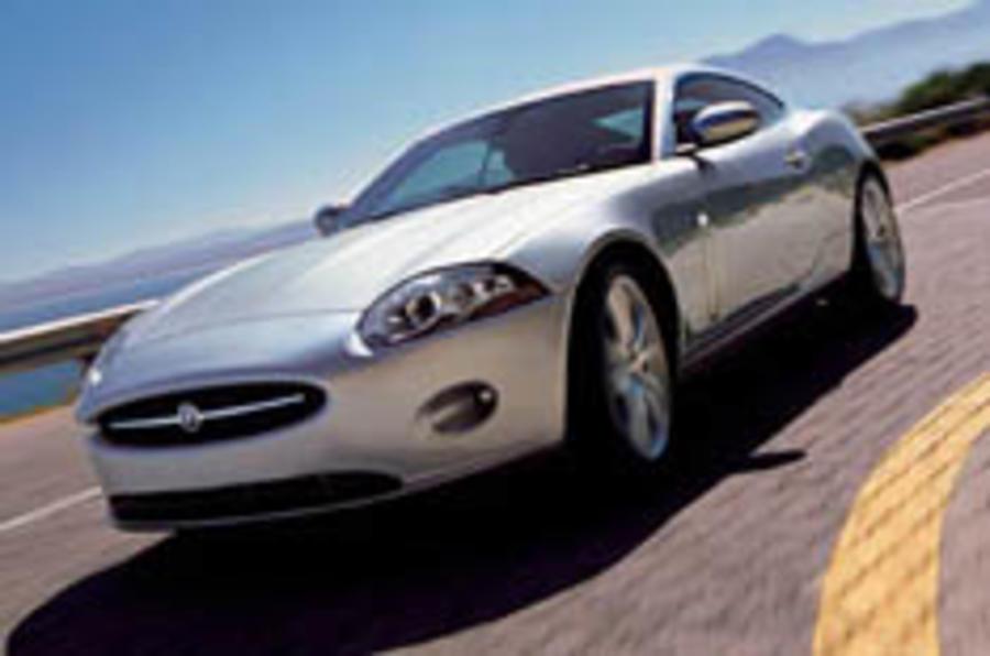Stunning new Jaguar XK revealed