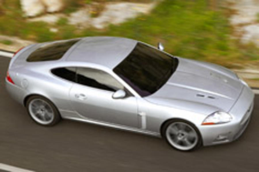 """First Drive: """"XKR's a star"""""""