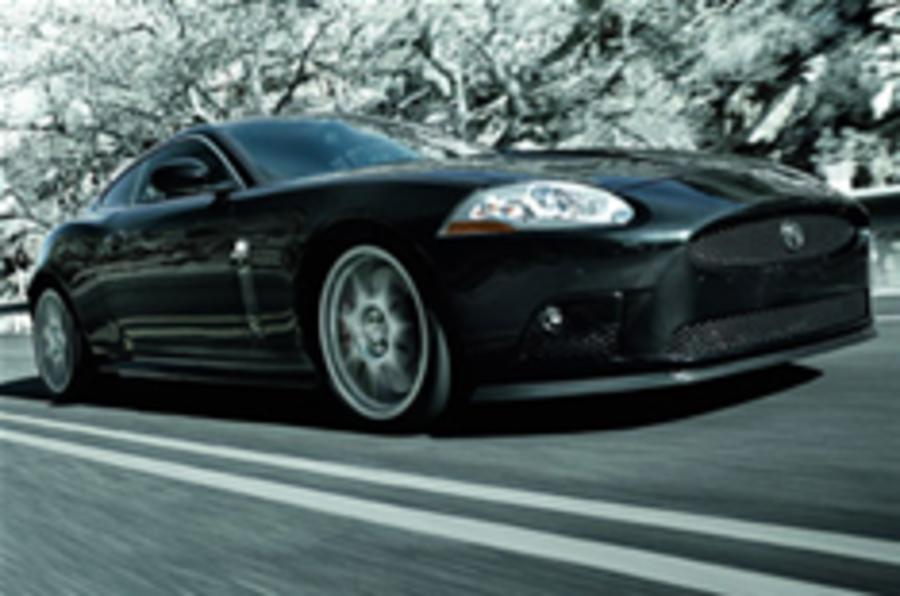 XKR-S: Jag's XK just got better