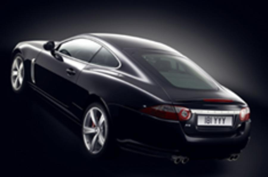 Better reception for Jag XK's new aerial