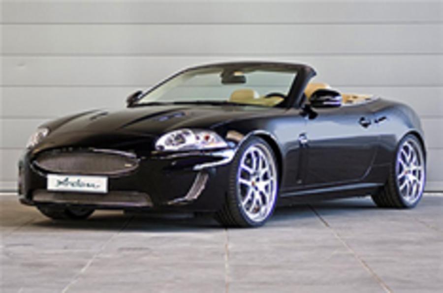 Jaguar XKR Convertible tuned