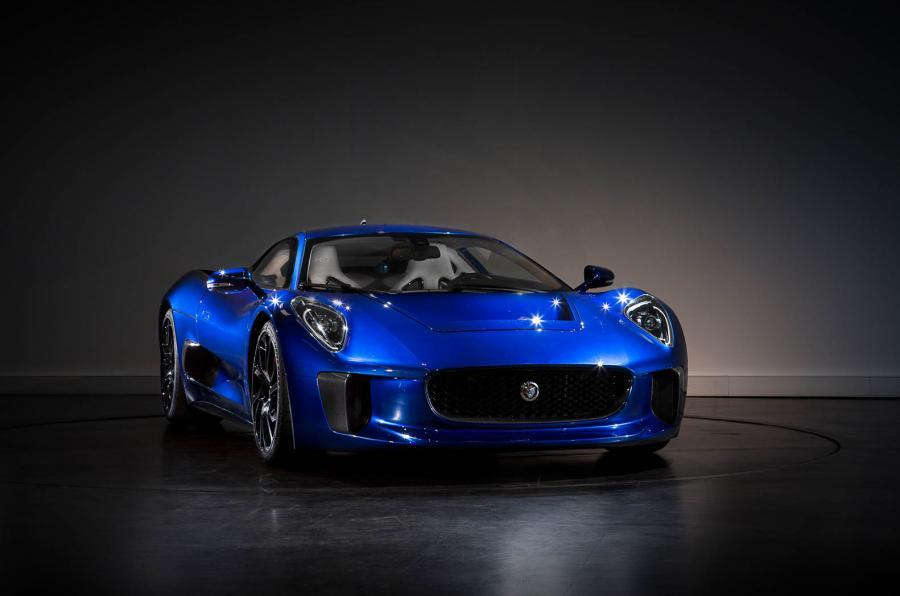 Jaguar c x75 2013 2015 review 2018 autocar jaguar c x75 front quarter publicscrutiny Image collections