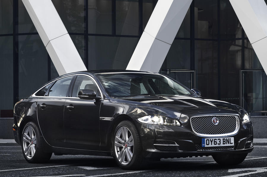 Tata to build Jaguar XJ in India