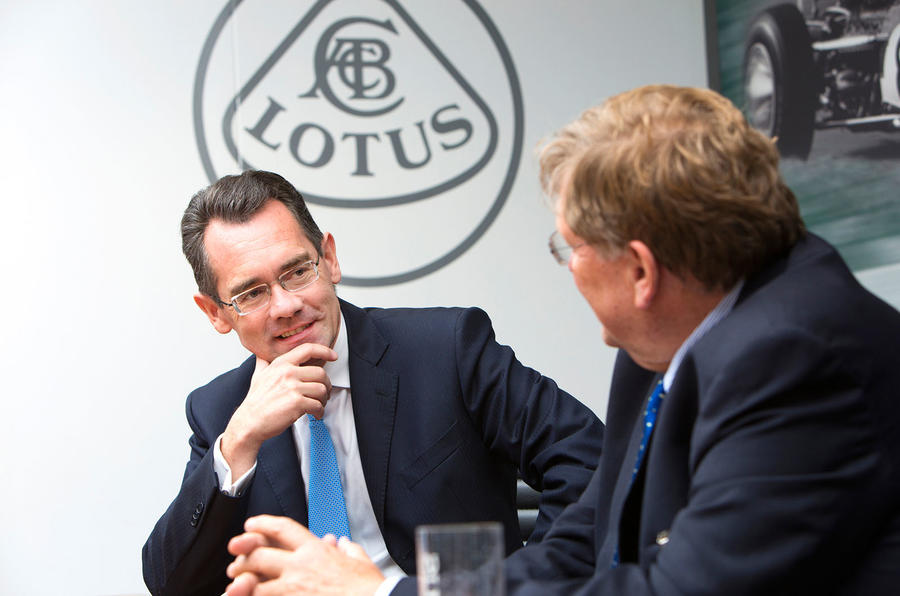 Interview: Lotus boss Jean-Marc Gales sets out his future plans