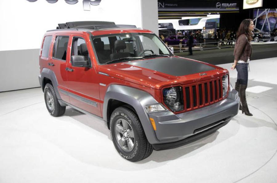 Jeep to use Alfa Milano platform