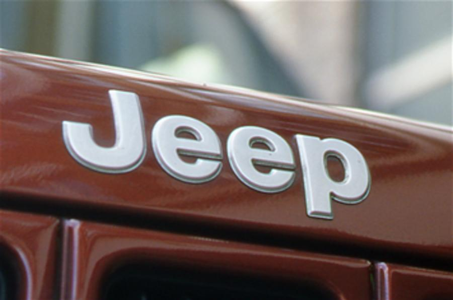 Geneva 2012: Jeep Grand Wagoneer