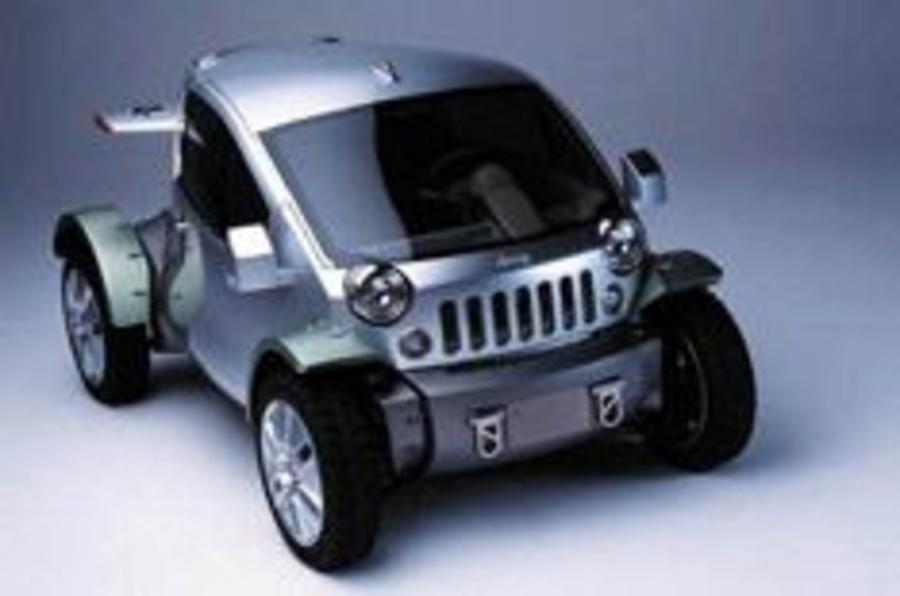 Jeep has an electric future